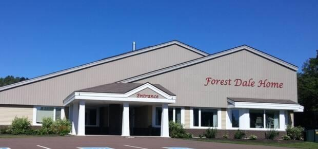 Forest Dale Home