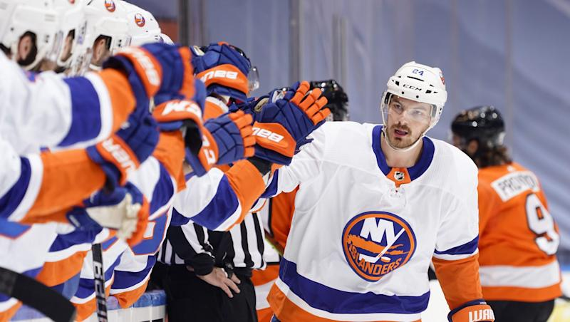 Nhl Bubble Wrap Unsung Heroes Shine For Islanders In Game 7 Win