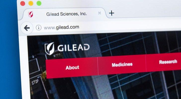 The Outlook of Gilead (GILD) Stock Remains Upbeat