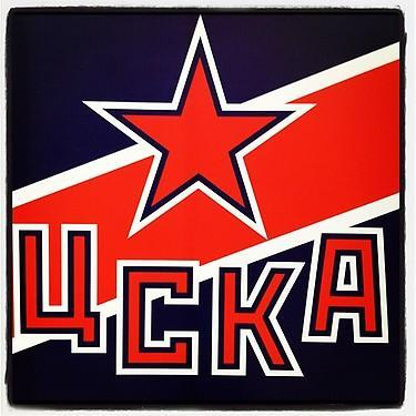 CSKA logo. (#NickInEurope)