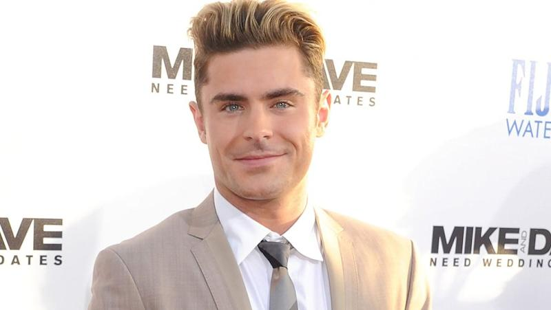 Zac Efron Will Play Famed Serial Killer Ted Bundy!