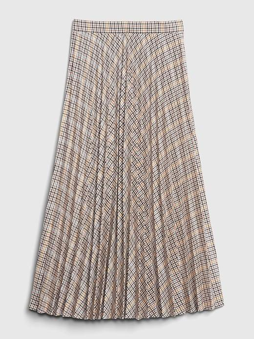 <p>Pair this <span>Gap Pleated Midi Skirt</span> ($63, originally $90) with a great pair of boots and a fair isle sweater.</p>