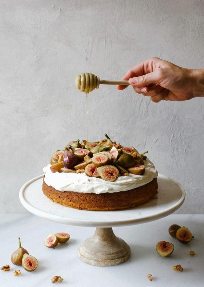 "<p>Don't forget the drizzle of honey on this decadent cake for the finishing touch!</p><p><em><a href=""http://thewoodandspoon.com/honey-cake-with-figs-whipped-cream-cheese/"" rel=""nofollow noopener"" target=""_blank"" data-ylk=""slk:Get the recipe from Wood and Spoon »"" class=""link rapid-noclick-resp"">Get the recipe from Wood and Spoon »</a></em></p><p><strong>RELATED: </strong><a href=""https://www.goodhousekeeping.com/food-recipes/dessert/g757/cake-recipes/"" rel=""nofollow noopener"" target=""_blank"" data-ylk=""slk:30+ Perfect Cake Recipes for Every Occasion"" class=""link rapid-noclick-resp"">30+ Perfect Cake Recipes for Every Occasion</a></p>"