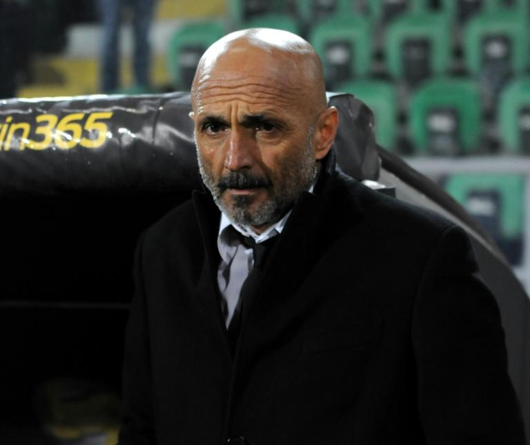 Luciano Spalletti won two Coppa Italia and one Supercoppa title in his first stint as Roma coach between 2005-2009