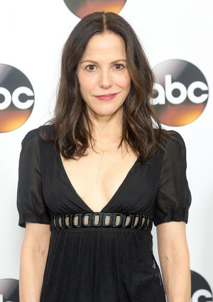 Actress Mary-Louise Parker arrives for the 2017 Winter TCA Tour for Disney/ABC at The Langham Hotel on January 10, 2017 in Pasadena, California.