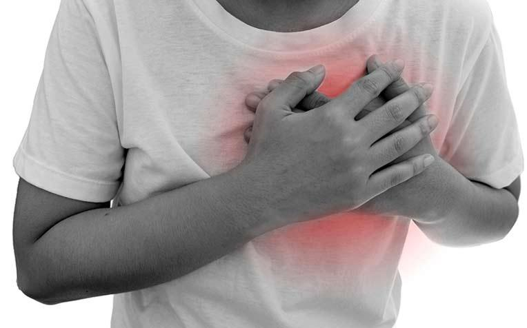 Sudden Chest Pain: What It Could Mean