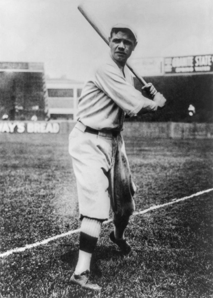 "Baseball superstar <strong>Babe Ruth </strong>was raised in <a href=""https://www.biography.com/athlete/babe-ruth"" rel=""nofollow noopener"" target=""_blank"" data-ylk=""slk:Baltimore, Maryland"" class=""link rapid-noclick-resp"">Baltimore, Maryland</a>. Though he was sent away to a reformatory school in Baltimore when he was 7, it turned out to be a blessing for Ruth. The school's monks introduced him to the game of baseball and he was signed to play minor-league baseball for the Baltimore Orioles at 19 years old. Before he died in 1948, Ruth made a final visit to Baltimore, where he's a hometown legend. And now, there's a <a href=""https://baberuthmuseum.org/"" rel=""nofollow noopener"" target=""_blank"" data-ylk=""slk:Babe Ruth Birthplace Museum"" class=""link rapid-noclick-resp"">Babe Ruth Birthplace Museum</a> in the Baltimore row house where Ruth was born. It's three blocks away from Camden Yards, where the major league Baltimore Orioles play today."