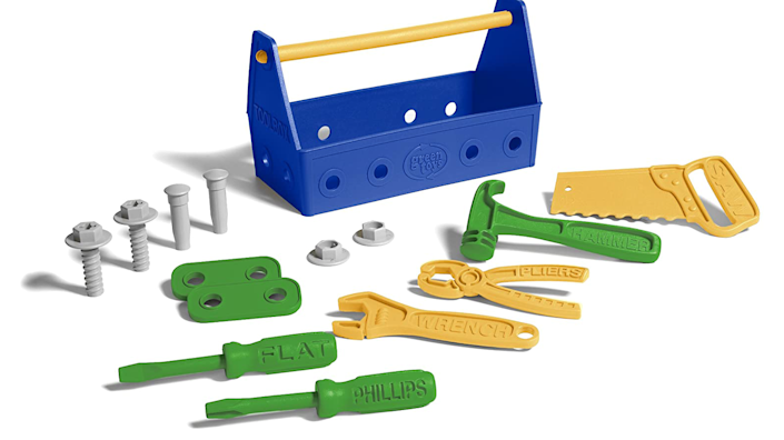 Best gifts and toys for 2-year-olds: Green Toys Tool Kit