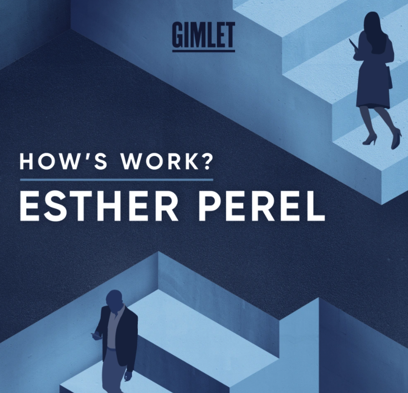 <p>'We talk about remote work as if we are working from home but we all know that we have been working with home.' So says couples therapist Esther Perel at the start of season two, which takes place against the backdrop of, you know, the whole pandemic thing. Real colleagues – some couples – talk about things they were otherwise afraid to, such as professional jealousy, competition and the fear of being replaced.<br></p>