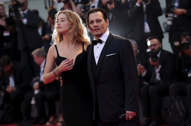 Factbox: Johnny Depp and Amber Heard's testimony in 'wife beater' libel trial