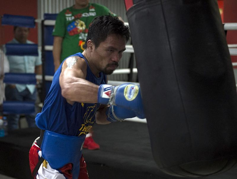 Manny Pacquiao, who turns 39 in three weeks, lost his World Boxing Organization welterweight title to Australian former teacher Jeff Horn in July