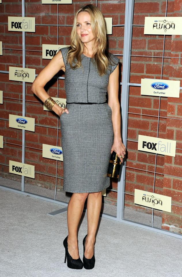 """Jordana Spiro (""""The Mob Doctor"""") attends Fox's Fall 2012 Eco-Casino party at The Bookbindery on September 10, 2012 in Culver City, California."""