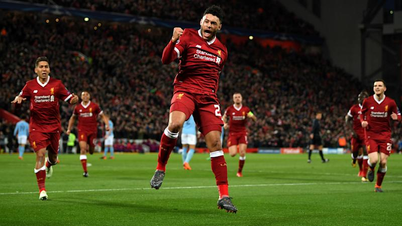 Liverpool 3 Manchester City 0: Klopp's crop stun City in first leg at Anfield