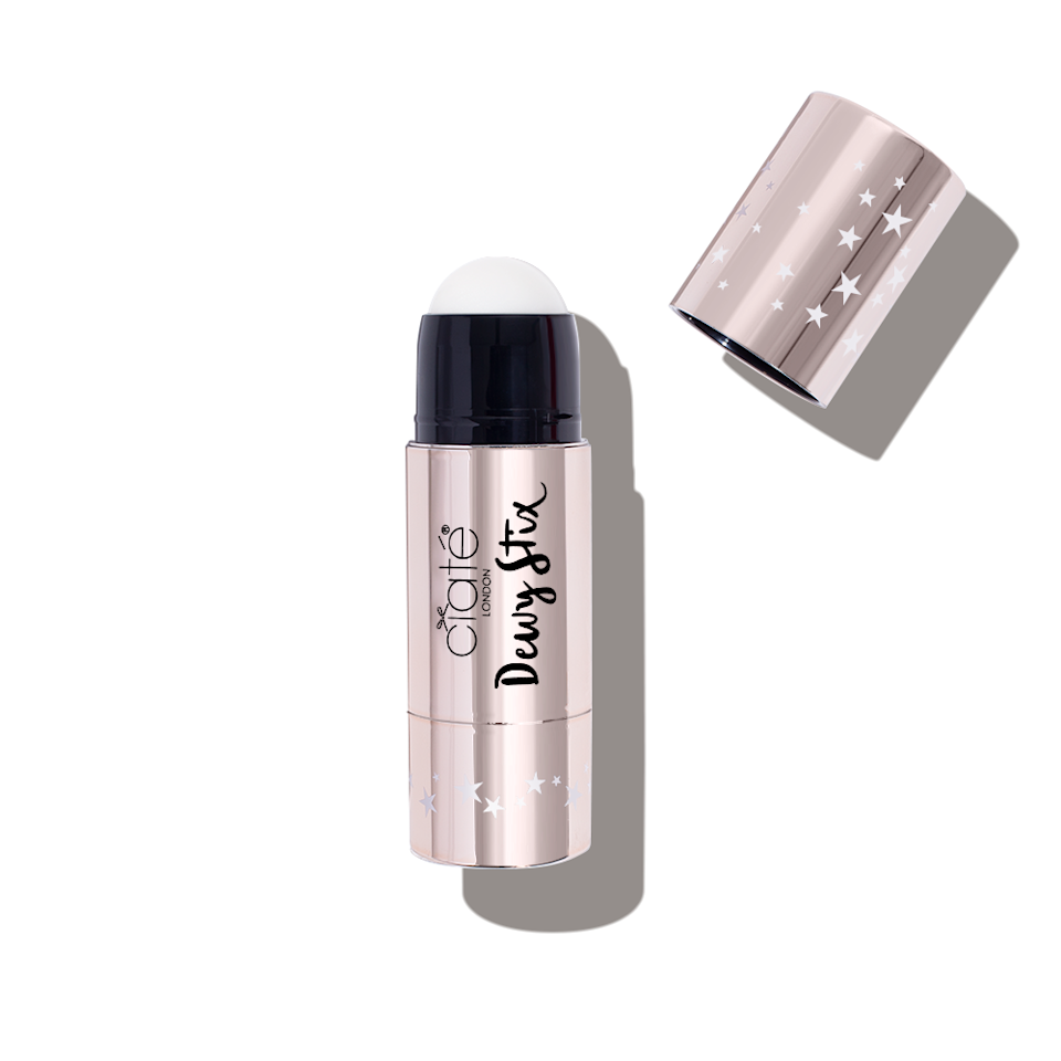 """<p><strong>Value:</strong> $26</p> <p>""""This <a href=""""https://www.allure.com/story/best-drugstore-highlighters?mbid=synd_yahoo_rss"""">highlighter</a> is clear and glitter-free, so it gives you a lit-from-within look in the most natural way possible. It's also foolproof: Just tap it on your cheekbones to achieve a dewy sheen. You can use it on your eyelids too for allover radiance. The highlighter gets its glow from superfine pearlescent pigments and has a pretty golden tint. It's a universally flattering way to attract light to the high points of your face without looking made up. And even though it's a balm, it doesn't feel heavy on skin."""" — <em>Devon Abelman, digital beauty reporter</em></p> <p><strong><a href=""""https://subscribe.allure.com/subscribe/allure/111596?source=EDT_ALB_SEPTEMBER_2019_GALLERY_UNBOXING_Ciate"""">+ Subscribe Now +</a></strong></p>"""