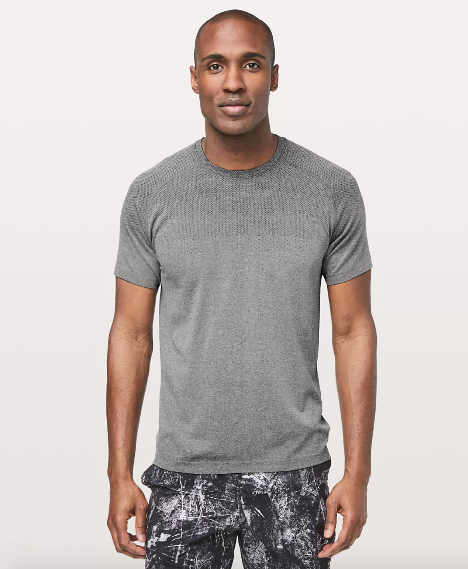 Metal Vent Tech Short Sleeve. Image via Lululemon.