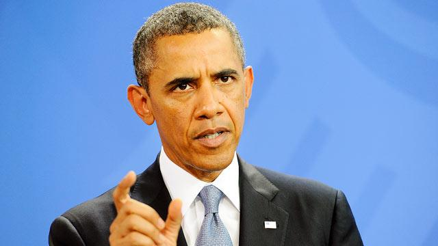NSA Dragnet 'Saved Lives,' Obama Says