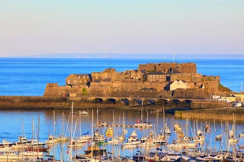 Castle Cornet - Credit: This content is subject to copyright./Neil Farrin / robertharding