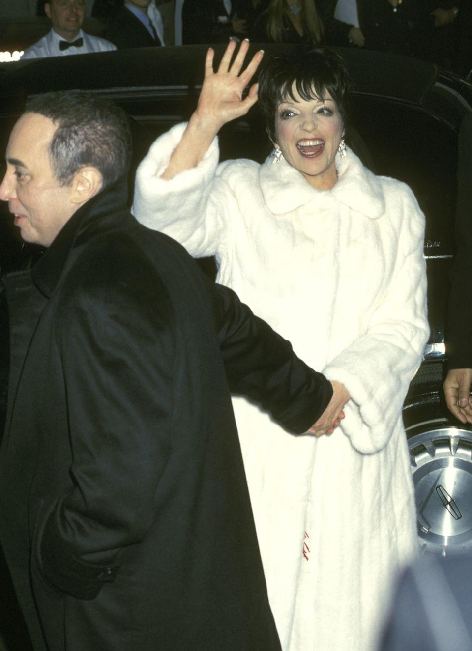 <p>When Liza Minnelli married former producer David Gest at the Marble Collegiate Church in New York City on March 16, she threw a $4.5 million celebration for an alleged 1,000 guests. The marriage with her fourth and last husband lasted until April 2007.</p>