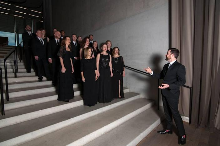 Seraphic Fire closes out its season with Handel's 'Messiah.'