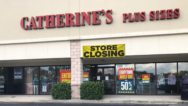All Catherines stores and select Lane Bryant stores have commenced Store Closing Sales