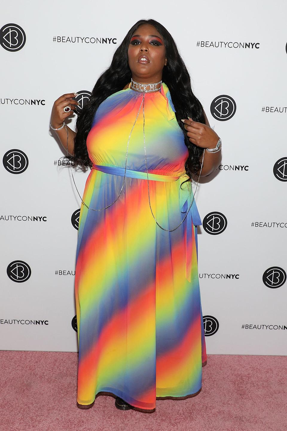You might recognize this rainbow 'fit from one of Twitter's most famous reaction videos.