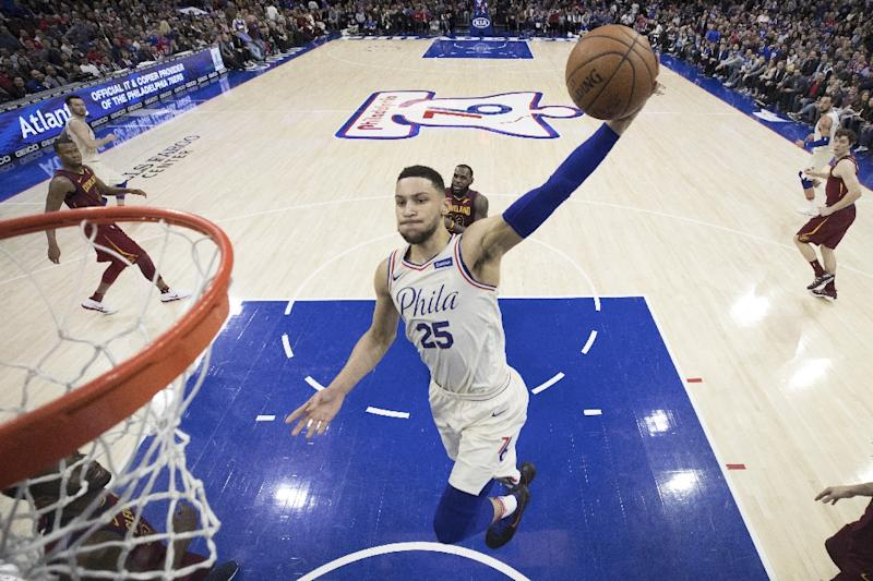 76ers tie club mark with 14th straight victory