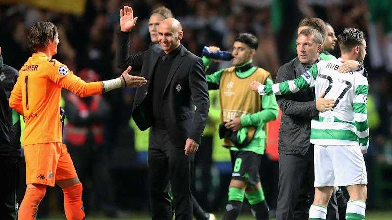 Schubert delighted with mature Gladbach display
