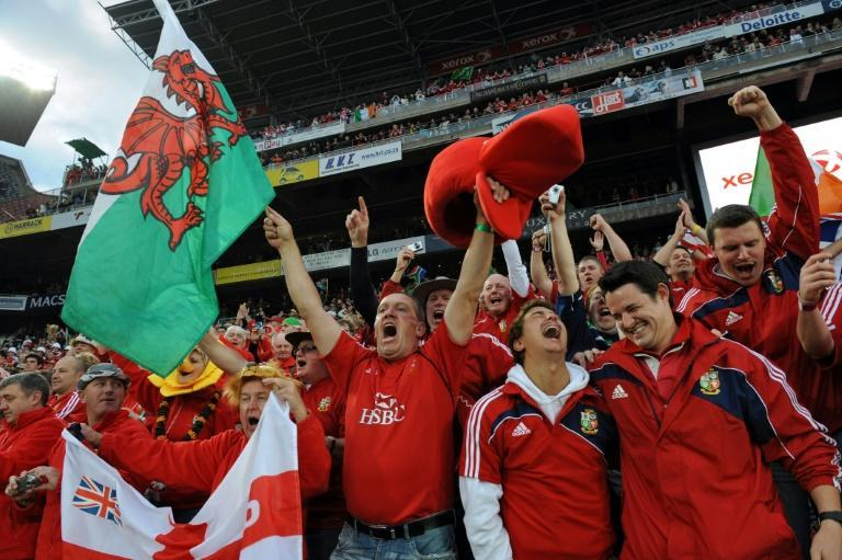 Thousands of Lions supporters travelled to South African in 2009 but this year's tour is likely to be played behind closed doors