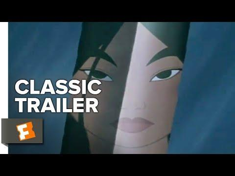 """<p>While the live-action remake's release was put on hold at the last minute, the original 1998 cartoon will be available on Disney Plus telling the story of the young Chinese woman who disguises herself as a boy to go to war instead of her elderly father.</p><p><a href=""""https://www.youtube.com/watch?v=HKH7_n425Ss"""" rel=""""nofollow noopener"""" target=""""_blank"""" data-ylk=""""slk:See the original post on Youtube"""" class=""""link rapid-noclick-resp"""">See the original post on Youtube</a></p>"""