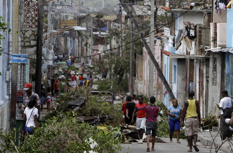 In Cuba, much work remains 6 months after Sandy