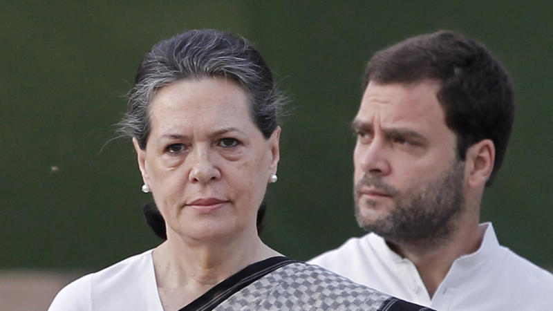 Sonia Gandhi Clears the Air on Rahul's Elevation in Congress