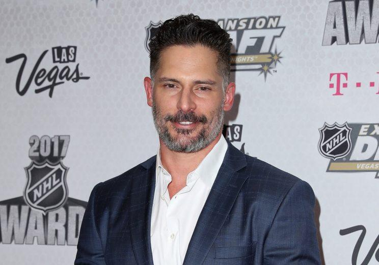 Is Joe Manganiello still part of 'The Batman?' (Credit: WENN)