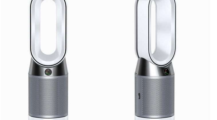 dyson air pollution research