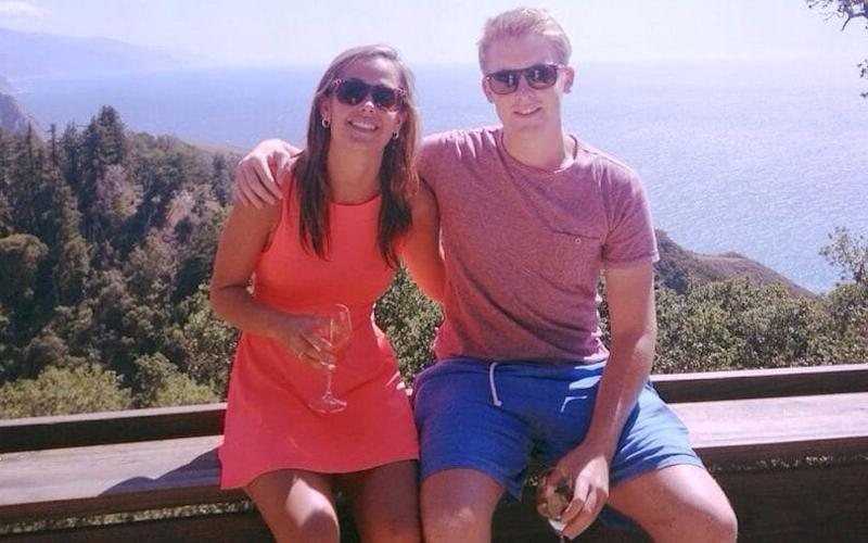 Duke of Westminster, Hugh Grosvenor and girlfriend Harriet Tomlinson