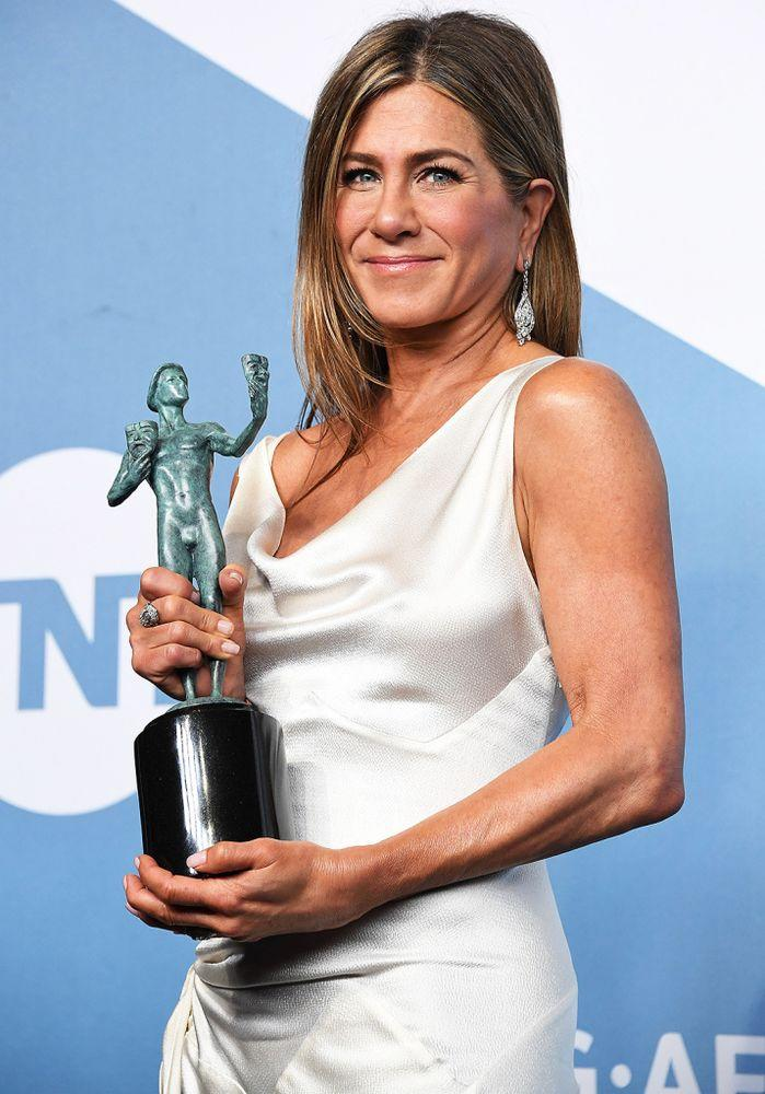 Jennifer Aniston at the 2020 SAG Awards | Steve Granitz/WireImage