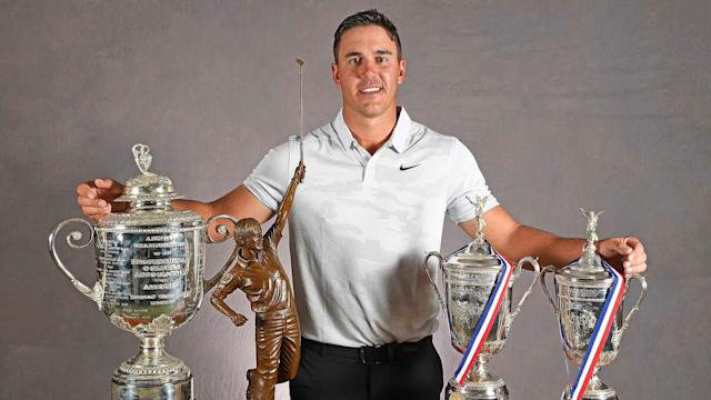 """The old commercial said, """"When E.F. Hutton speaks, people listen."""" Well, the reigning PGA Tour Player of the Year has spoken up about slow play. Will the Tour listen?"""
