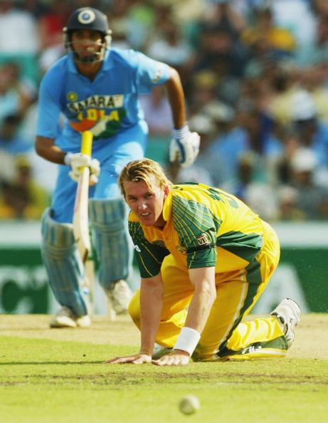 """If you get Dravid, great. If you get Sachin, brilliant. If you get Laxman, it's a miracle."" – Brett Lee repeats the words of wisdom of his former captain, Steve Waugh (27 Sep 2004)."