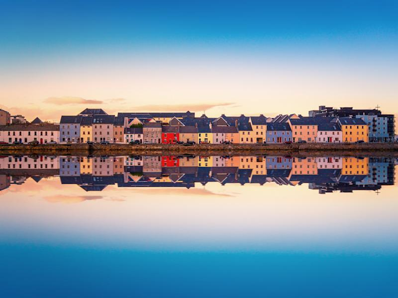 Galway, Ireland, was selected as one of the top cities to travel to in 2020.