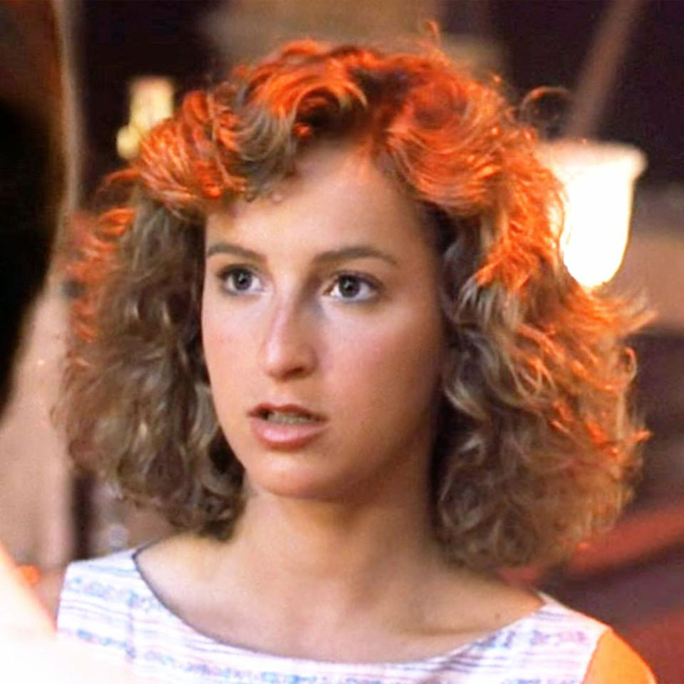 "<p>Grey played the female lead, rich New York teenager Frances ""Baby"" Houseman.</p><p><strong>RELATED: </strong><a rel=""nofollow"" href=""http://www.redbookmag.com/life/g4313/dirty-dancing-remake-photos/""></a><strong><a rel=""nofollow"" href=""http://www.redbookmag.com/life/g4313/dirty-dancing-remake-photos/"">These 25 Photos From the ""Dirty Dancing"" Remake Are Filled With Surprising Celebrities</a></strong></p>"