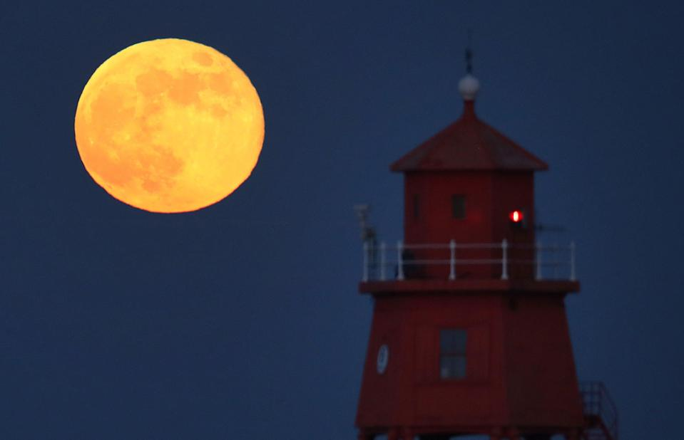 Strawberry moon tonight: what is it and when can you see it? (PA Archive)
