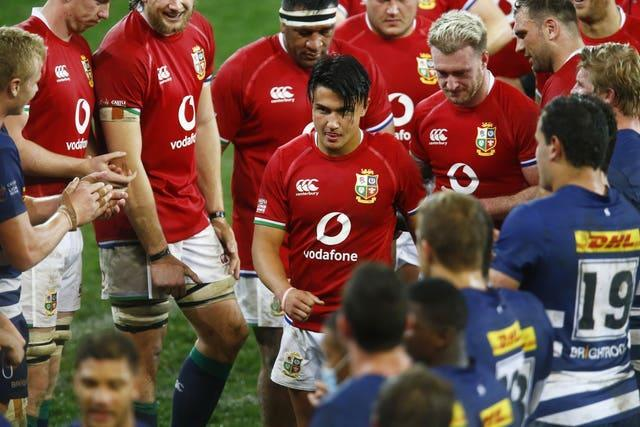 The Lions defeated the Stormers 49-3 in their last match before the Test series