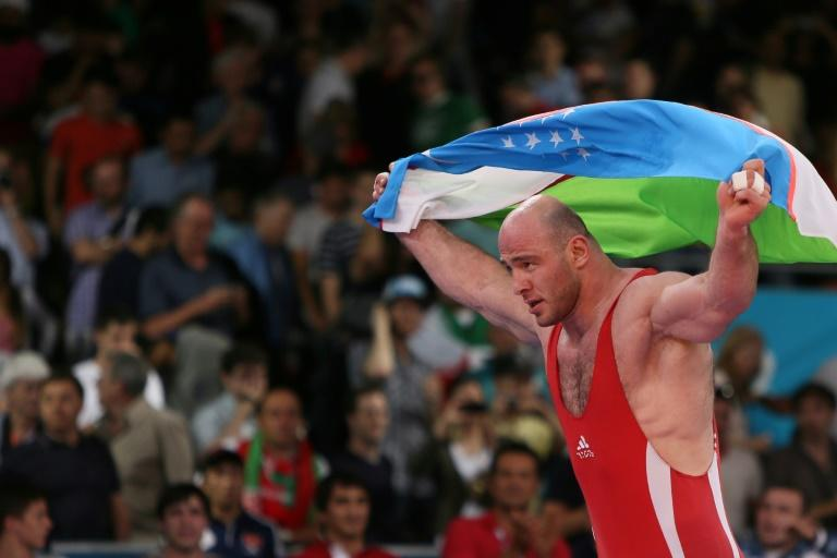 "Uzbekistan's  Artur Taymazov, pictured in 2012, filed an appeal ""seeking an annulment of the IOC decision"" to disqualify him over doping"