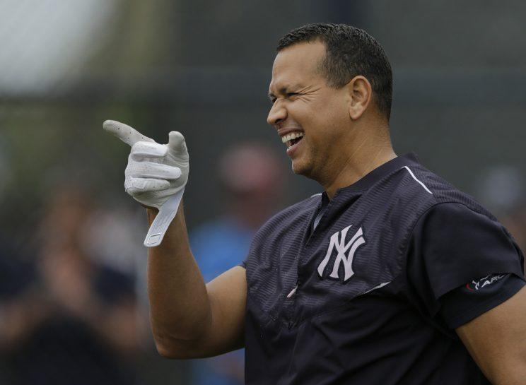 Alex Rodriguez's work with