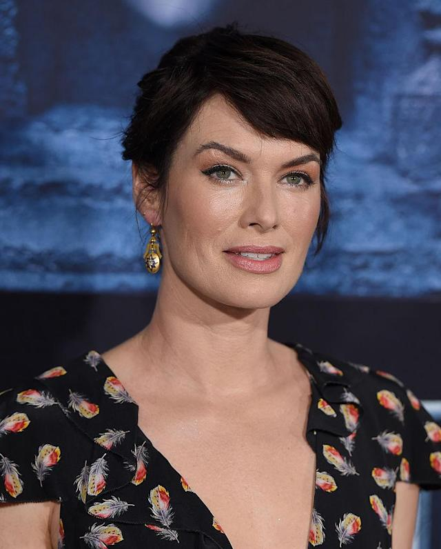 Lena Headey arrives at the 2016 <em>Game of Thrones</em> premiere. (Photo: Axelle/Bauer-Griffin/FilmMagic)