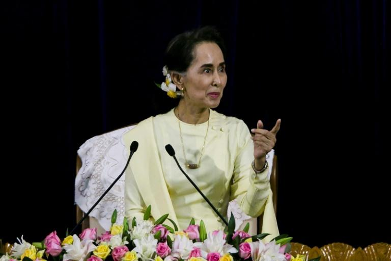 Nobel laureate Aung San Suu Kyi was once a staunch advocate for the free press and a darling of the foreign media