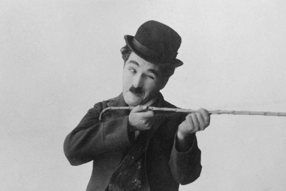 Charlie Chaplin  (Getty Images)