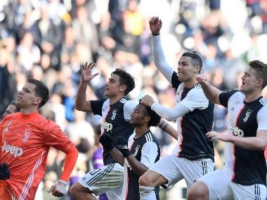 Serie A: Ronaldo extends scoring streak as Juventus thump Fiorentina; Romelu Lukaku's brace brings Inter Milan back on track