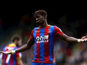Wilfried Zaha insists he has no regrets in choosing to play for Ivory Coast after England 'rejection'