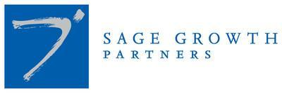 Sage Growth Partners accelerates commercial success for healthcare organizations through a singular focus on growth. The company helps its clients thrive amid the complexities of a rapidly changing marketplace with deep domain expertise and an integrated application of research, strategy, and marketing. (PRNewsfoto/Sage Growth Partners)