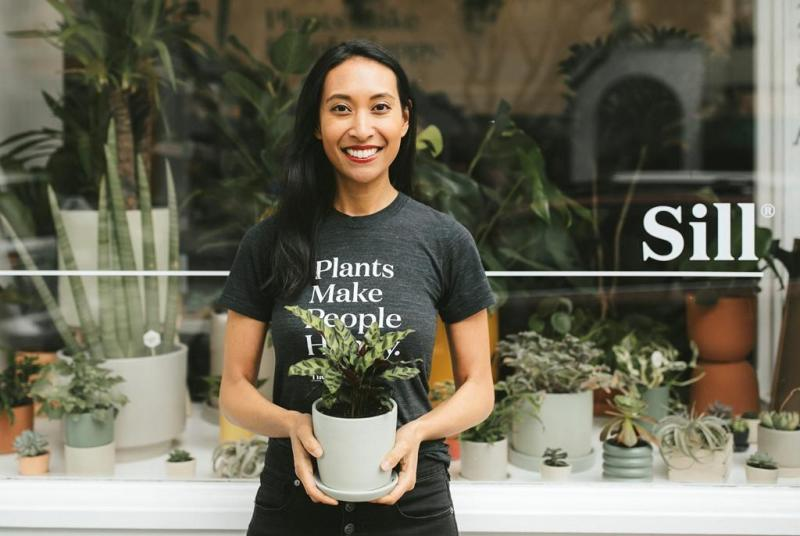 Another quarantine must have? Houseplants, says The Sill CEO